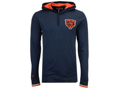 Chicago Bears Mitchell & Ness NFL Men's Seal The Win Long Sleeve Hoodie