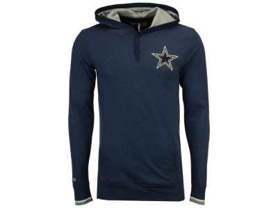 Dallas Cowboys Mitchell & Ness NFL Men's Seal The Win Long Sleeve Hoodie