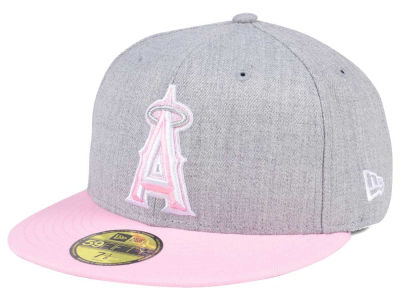 Los Angeles Angels New Era MLB Perfect Pastel 59FIFTY Cap