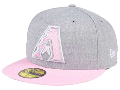 timeless design a89be da6fe spain arizona diamondbacks new era mlb perfect pastel 59fifty cap 2d4d7  f7447