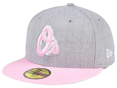 Baltimore Orioles New Era MLB Perfect Pastel 59FIFTY Cap