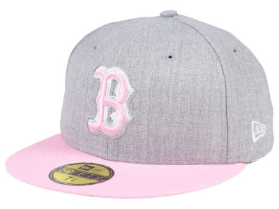 Boston Red Sox New Era MLB Perfect Pastel 59FIFTY Cap