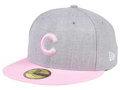 Chicago Cubs New Era MLB Perfect Pastel 59FIFTY Cap