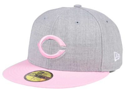 Cincinnati Reds New Era MLB Perfect Pastel 59FIFTY Cap