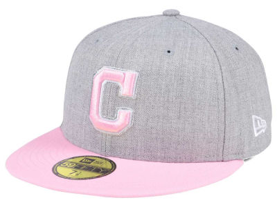 Cleveland Indians New Era MLB Perfect Pastel 59FIFTY Cap