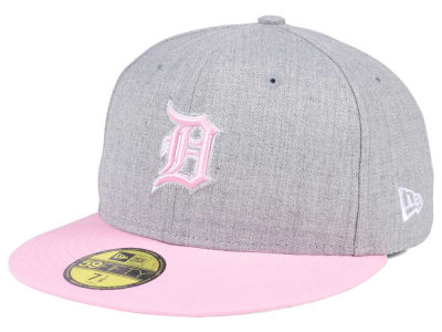 Detroit Tigers New Era MLB Perfect Pastel 59FIFTY Cap