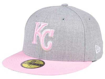 Kansas City Royals New Era MLB Perfect Pastel 59FIFTY Cap