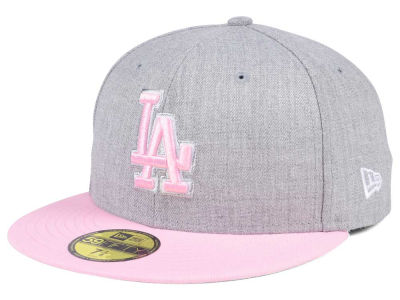 Los Angeles Dodgers New Era MLB Perfect Pastel 59FIFTY Cap