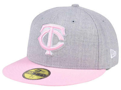 Minnesota Twins New Era MLB Perfect Pastel 59FIFTY Cap