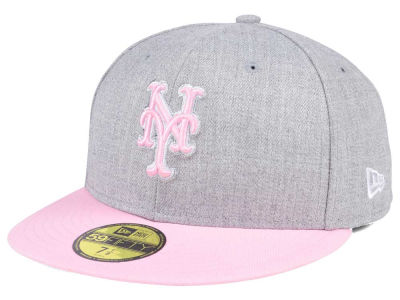 New York Mets New Era MLB Perfect Pastel 59FIFTY Cap