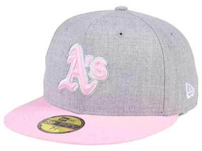 Oakland Athletics New Era MLB Perfect Pastel 59FIFTY Cap