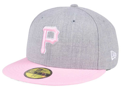 Pittsburgh Pirates New Era MLB Perfect Pastel 59FIFTY Cap