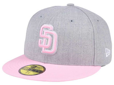San Diego Padres New Era MLB Perfect Pastel 59FIFTY Cap
