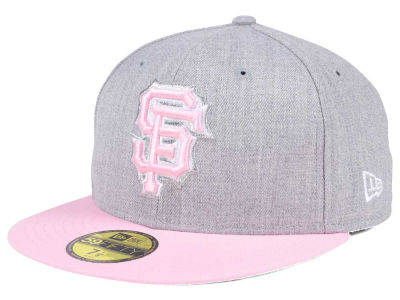 San Francisco Giants New Era MLB Perfect Pastel 59FIFTY Cap