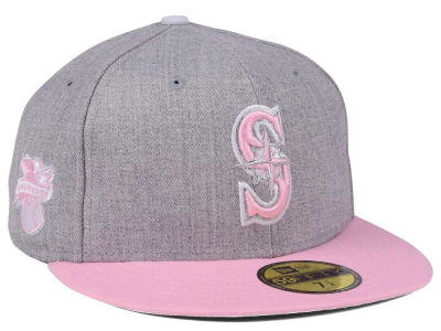 Seattle Mariners New Era MLB Perfect Pastel 59FIFTY Cap