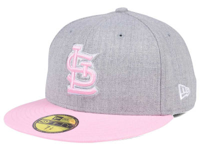 St. Louis Cardinals New Era MLB Perfect Pastel 59FIFTY Cap