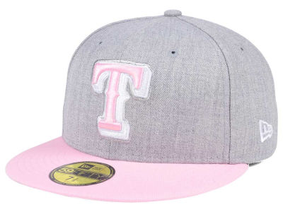 Texas Rangers New Era MLB Perfect Pastel 59FIFTY Cap