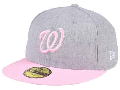 Washington Nationals New Era MLB Perfect Pastel 59FIFTY Cap