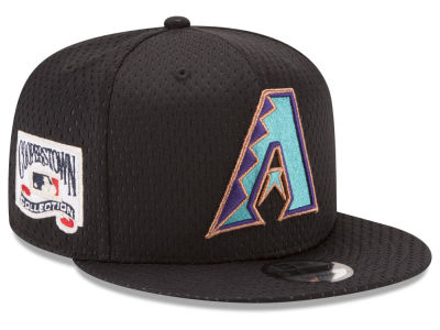 Arizona Diamondbacks New Era MLB Coop Mesh Authentic 9FIFTY Snapback Cap