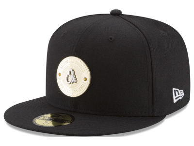 Baltimore Orioles New Era MLB Inner Gold Circle 59FIFTY Cap
