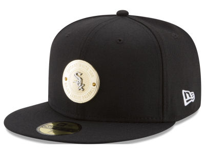 Chicago White Sox New Era MLB Inner Gold Circle 59FIFTY Cap