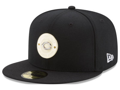 Cincinnati Reds New Era MLB Inner Gold Circle 59FIFTY Cap