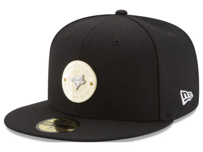 Toronto Blue Jays New Era MLB Inner Gold Circle 59FIFTY Cap