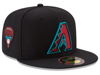 Arizona Diamondbacks New Era MLB Ultimate Patch Collection Game 59FIFTY Cap