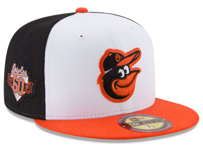 Baltimore Orioles New Era MLB Ultimate Patch Collection Game 59FIFTY Cap