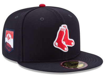 Boston Red Sox New Era MLB Ultimate Patch Collection Game 59FIFTY Cap