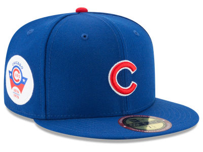 Chicago Cubs New Era MLB Ultimate Patch Collection Game 59FIFTY Cap