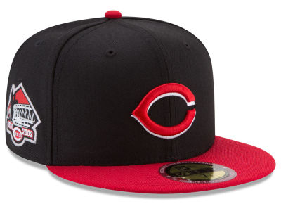 Cincinnati Reds New Era MLB Ultimate Patch Collection Game 59FIFTY Cap