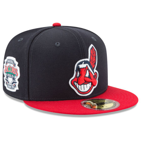 Cleveland Indians New Era MLB Ultimate Patch Collection Game 59FIFTY Cap