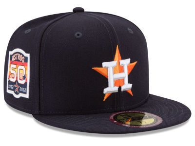 Houston Astros New Era MLB Ultimate Patch Collection Game 59FIFTY Cap