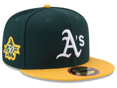 Oakland Athletics New Era MLB Ultimate Patch Collection Game 59FIFTY Cap