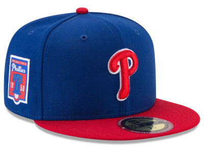 Philadelphia Phillies New Era MLB Ultimate Patch Collection Game 59FIFTY Cap