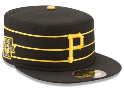 Pittsburgh Pirates New Era MLB Ultimate Patch Collection Game 59FIFTY Cap