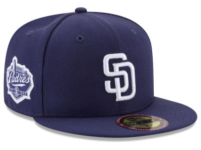 San Diego Padres New Era MLB Ultimate Patch Collection Game 59FIFTY Cap