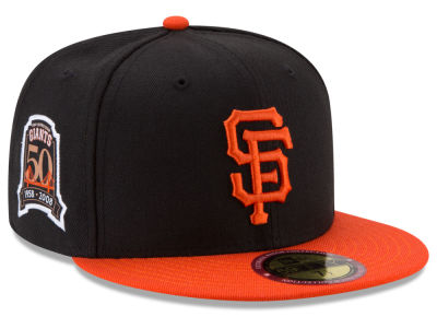 San Francisco Giants New Era MLB Ultimate Patch Collection Game 59FIFTY Cap
