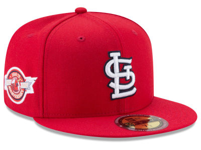 St. Louis Cardinals New Era MLB Ultimate Patch Collection Game 59FIFTY Cap