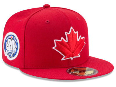 Toronto Blue Jays New Era MLB Ultimate Patch Collection Game 59FIFTY Cap
