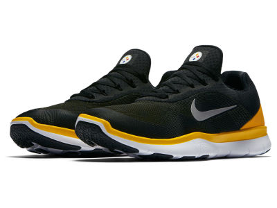 Pittsburgh Steelers Nike NFL Free Trainer V7 Week Zero Shoes