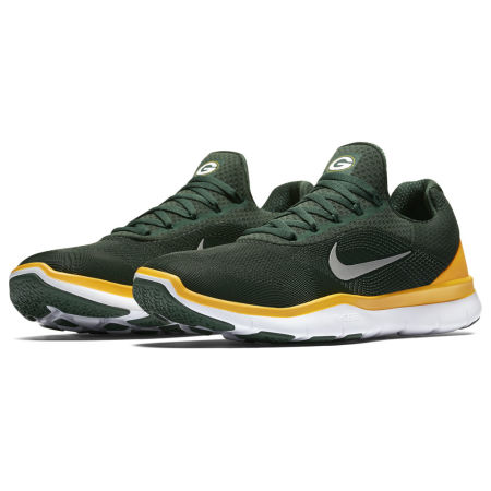 Green Bay Packers NFL Free Trainer V7 Week Zero Shoes