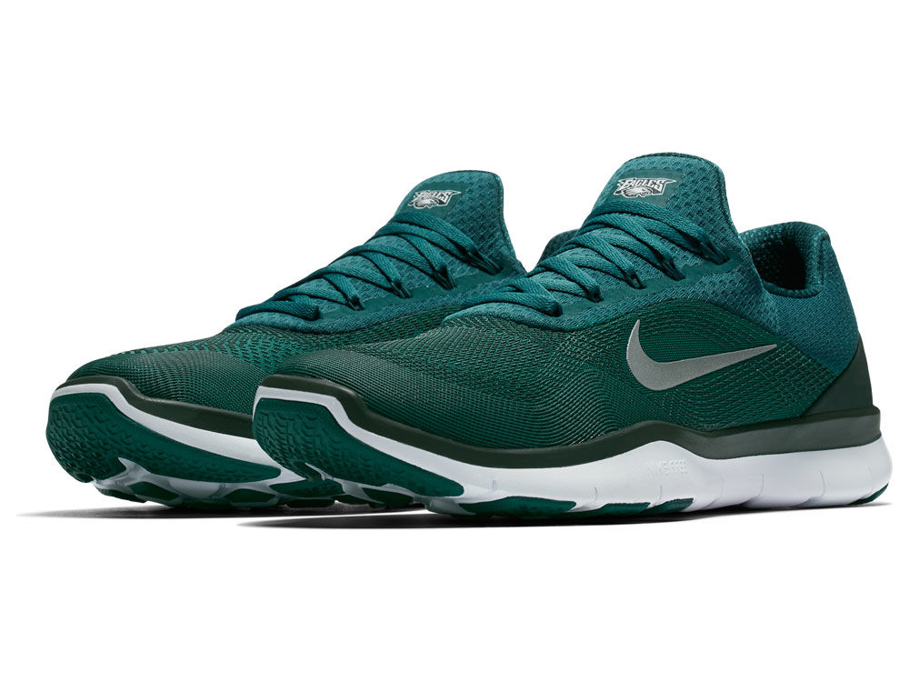 aec16348c300de ... shop philadelphia eagles nike nfl free trainer v7 week zero shoes 04c81  fadc1