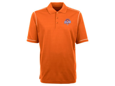 Clemson Tigers Antigua NCAA Men's National Champs Icon Polo Shirt