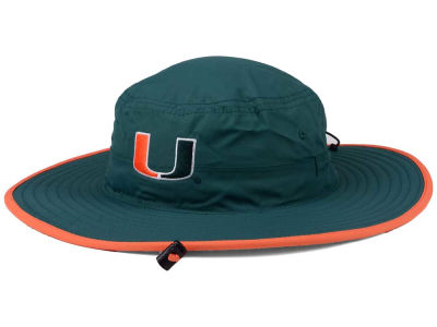 Miami Hurricanes Top of the World 2017 NCAA Training Camp Bucket