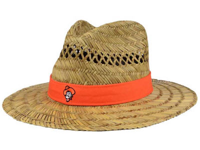 Oklahoma State Cowboys Top of the World NCAA Sun Shade Straw Hat