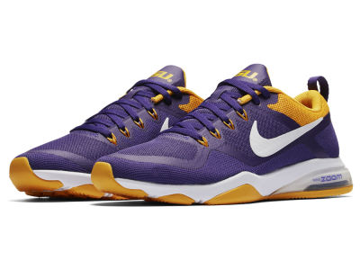 LSU Tigers Nike NCAA Women's Air Zoom Shoes
