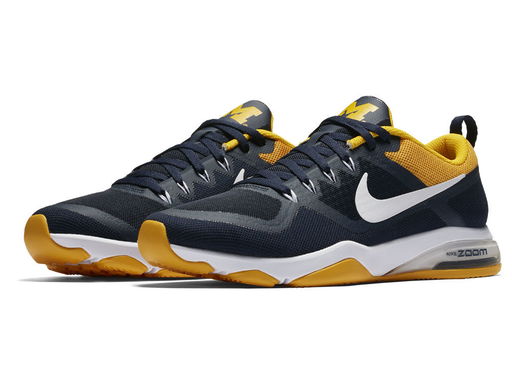 Michigan Wolverines Nike NCAA Women s Air Zoom Shoes  45d2131088
