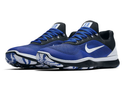 Duke Blue Devils Nike NCAA Free Trainer V7 Week Zero Shoes